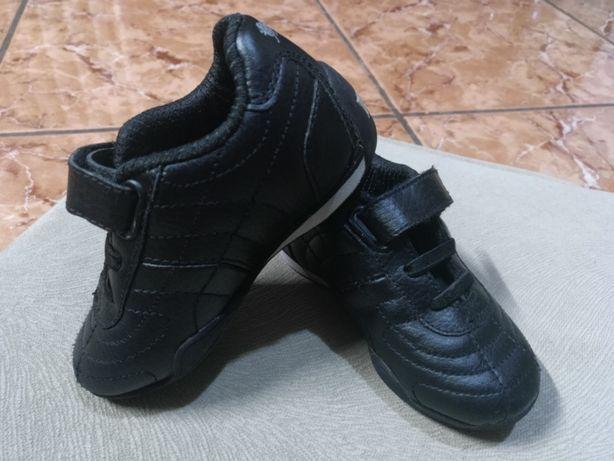 Vand adidasi copii Lonsdale camden vel 04 black silver p005