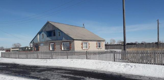 Продам добротный дом 50 км от города.с.Бугровое.