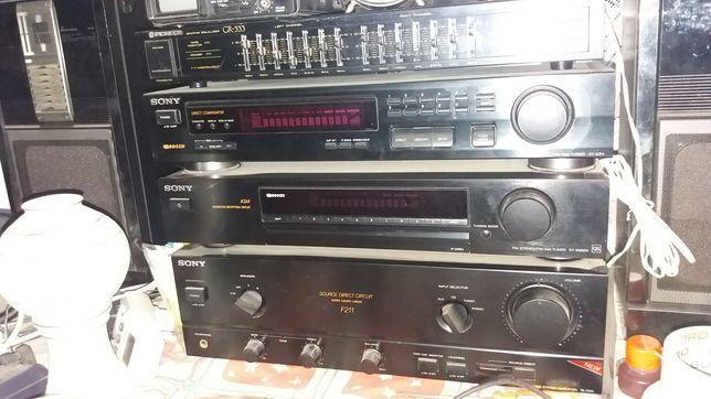 Tuner Sony st s311