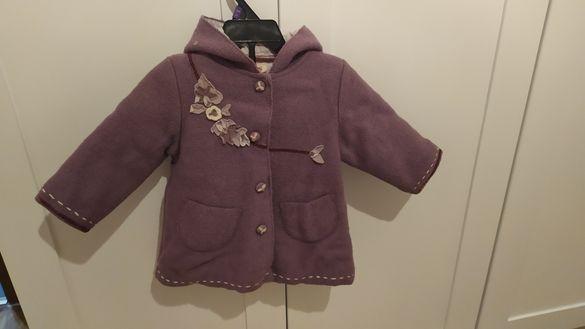 Палтенце пролет/есен за 9м госпожица