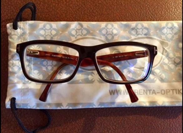 рамки за очила Tom Ford