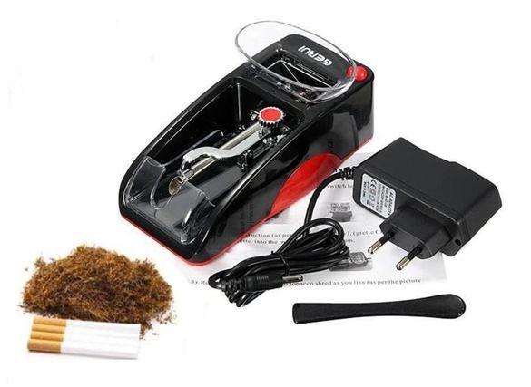 Електрическа машинка за пълнене на цигари GERUI-12005