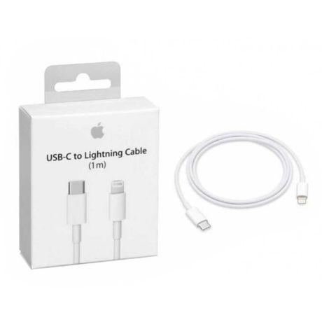 ПРОМО! НОВ Оригнилен кабел за iPhone Type C to Lightning
