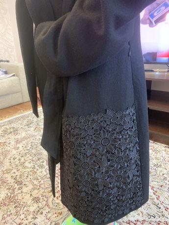 Продам пальто (кашемир) в отличном состоянии размер 46/48