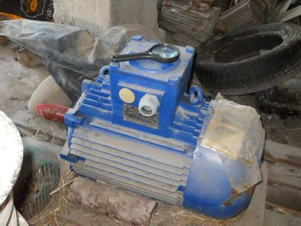 Vand motor trifazat 15 kw