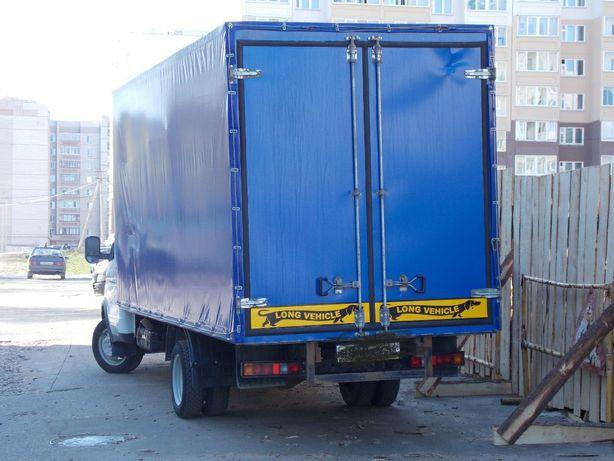 Газель Доставка груза перевозка по часам город грузоперевозки недорого
