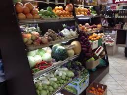 Овощной при магазине с оборудованием