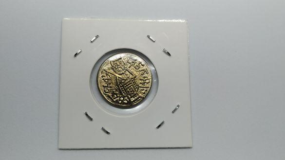 Монета Цар Теодор Светослав Тертер 1300 - 1322 г.