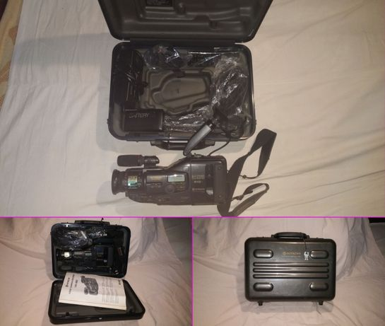 Hitachi VM-S 83E video camera vintage RARITATE