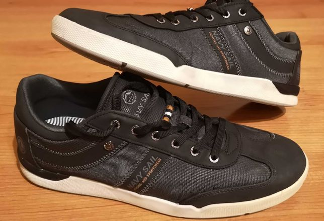 Pantofi sport masura 45, Gore-Tex, piele naturala, poze reale