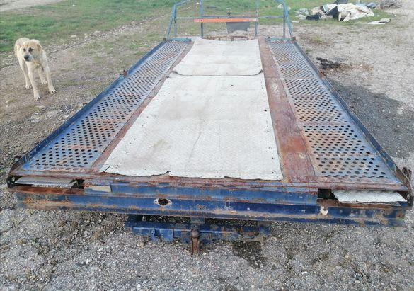 Платформа за камион