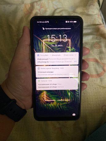 Продам телефон huawei p smart 2021