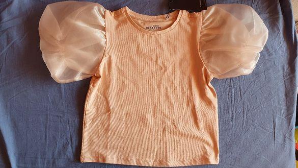 Детска Блуза с буфан ръкав Reserved
