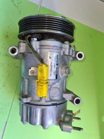 Compresor aer condiționat Peugeot 206+ 1.4Hdi