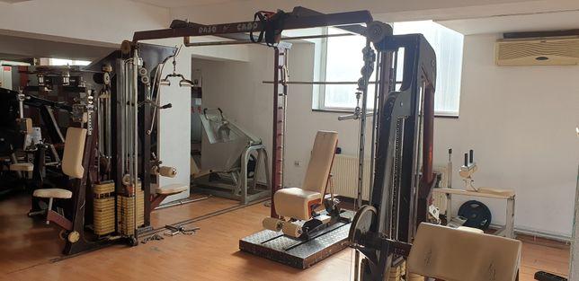 Sala de fitness . Afacere la cheie
