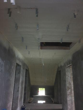 Izolatii cu spuma poliuretanica ,30lei m2