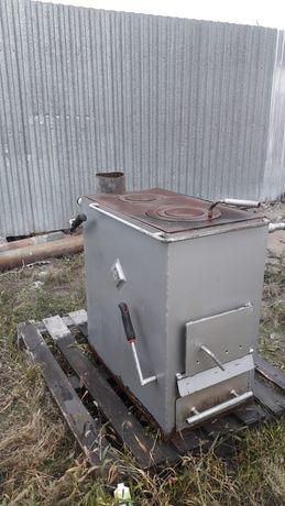 Продам котел (печь) длительного горения в хорошем состоянии.