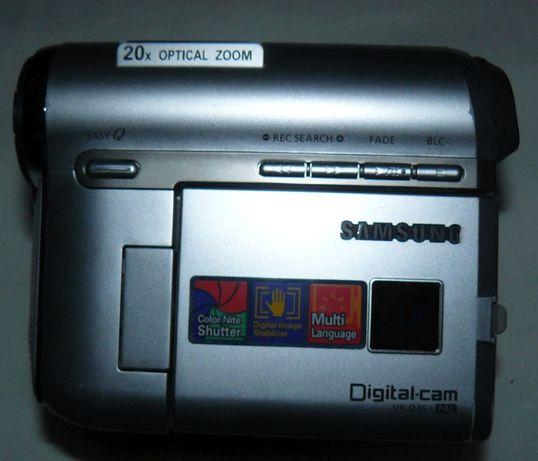Cameră video Samsung digital cam vp-d351 pal