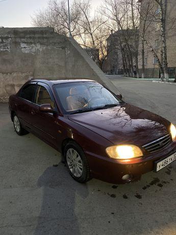 Продам машину kia spectra 2006
