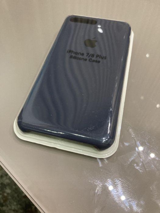 Iphone 7 / 8 Plus husa din silicon Targoviste - imagine 1