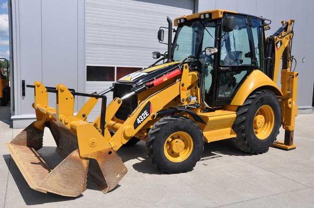 Услуги экскаватора 3в1 CAT JCB трактор, петушок, экскаватор-погрузчик.