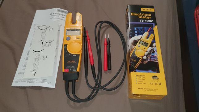 Vând tester electric Fluke T5-1000