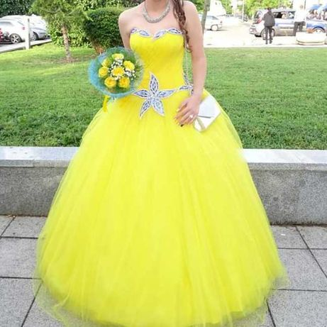 Абитуриентска рокля