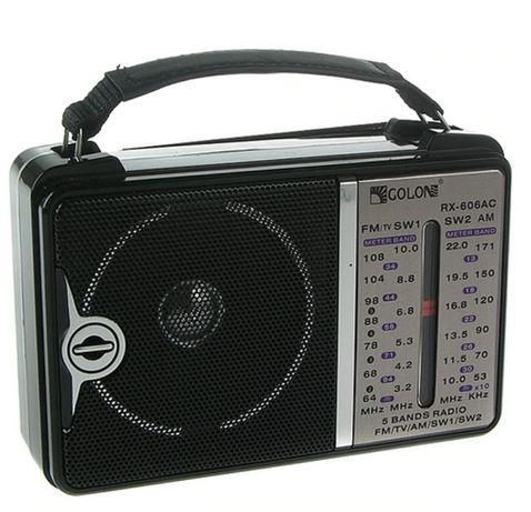 Radio FM Golon cu baterie interna cu Garantie 2 ani