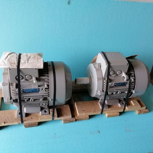 СИМЕНС- Нови трифазни електромотори гр. Провадия - image 1