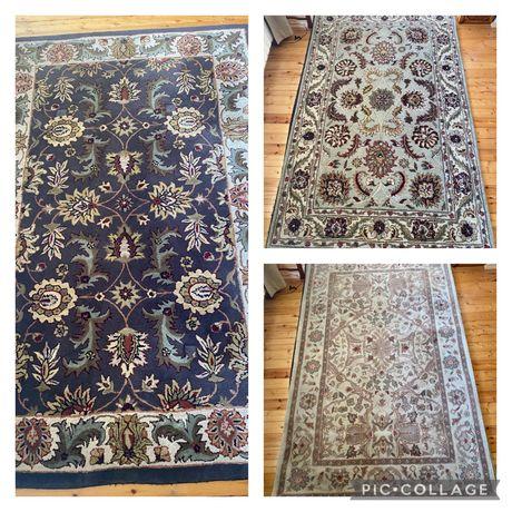 Индийски килими 100% вълна