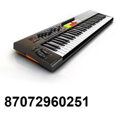 Продам новую миди-клавиатуру Novation Launchkey 61