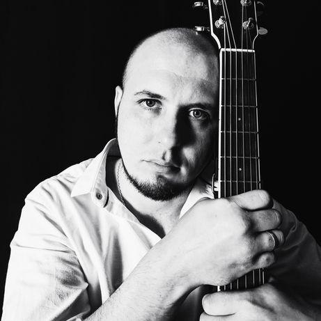 Уроки на акустической гитаре в Алматы в Парке 28 Панфиловцев