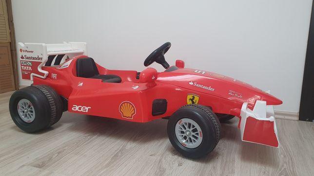 Mașinuță electrica cu baterii pentru copii Ferrari F1