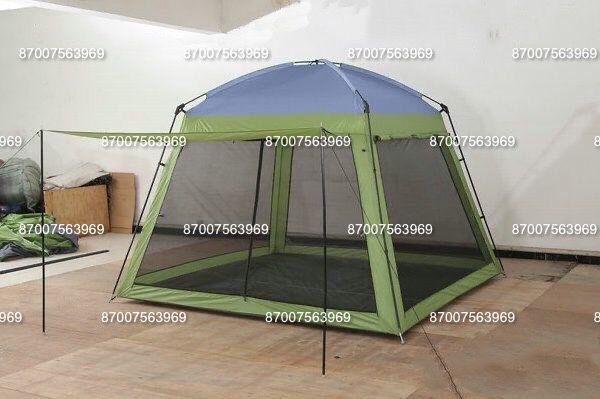 Шатер-палатка 300х300х225см с полом. Доставка по Алматы бесплатная.