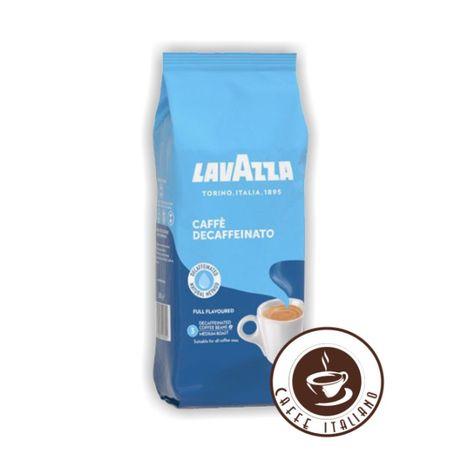 Cafea Lavazza Expresso Boabe Decaffeinato
