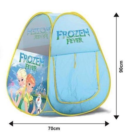 Хит! Палатка за игра Замръзналото кралство / Фрозен Frozen принцеси