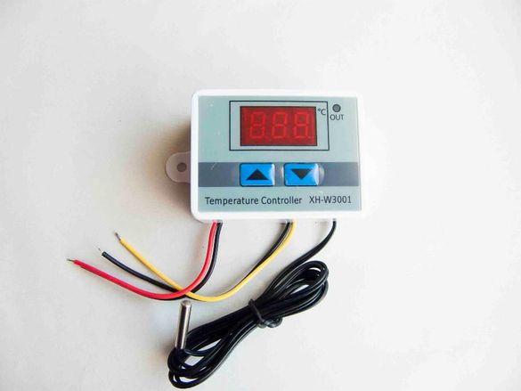 Термостат за регулиране на температурата