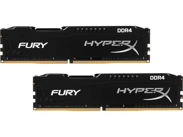 оперативная память Kingston HyperX Fury 8GBх2 (16GB) DDR4-2400