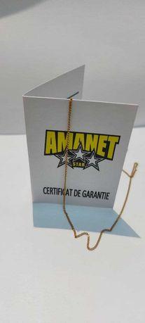 lant aur 18k(tec) star amanet