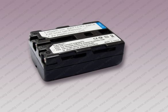 ANIMABG Батерия модел NP-FM500H