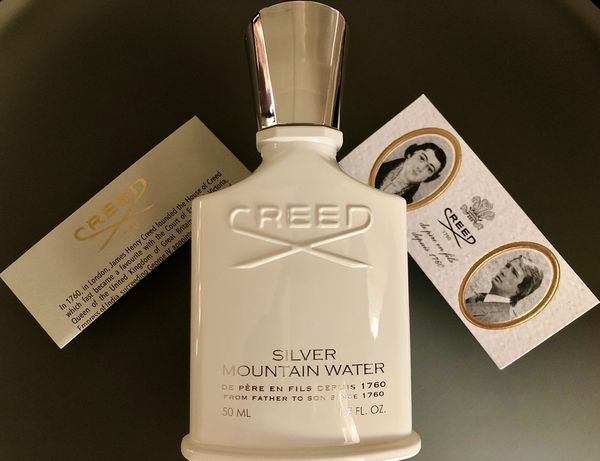 Creed Silver Mountain Water остаток 35мл, оригинал