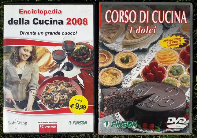 Set DVD-uri de gatit si dieta