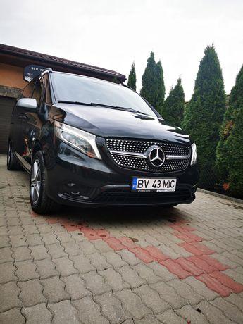 Mercedes V Tourer XXL Edition