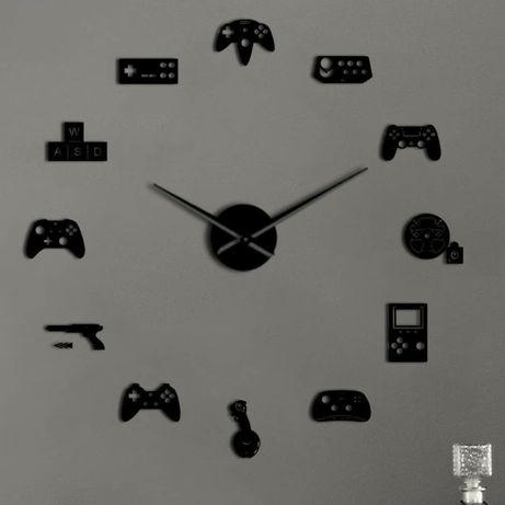 Скидка! Классный 3D Часы 120 см