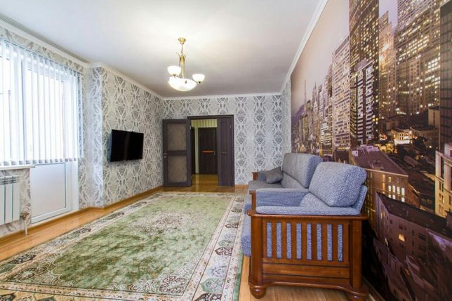 Уютная 2х квартира Корме КТЖ БАЙТЕРЕК Казмедия Керуен Дом министерств