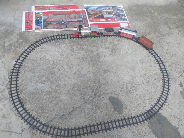 Trenulet cu baterii