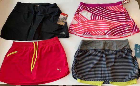 Поли и потници за тенис Puma, Wilson, North Face, Adidas
