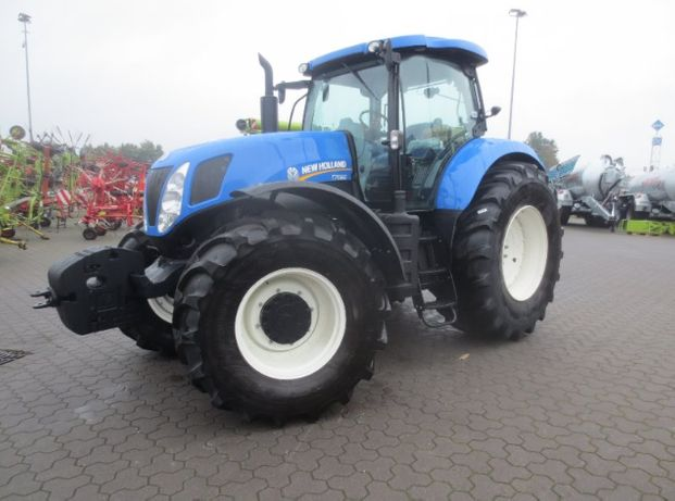 Tractor New Holland T7060 NOU FARA ADBLUE!