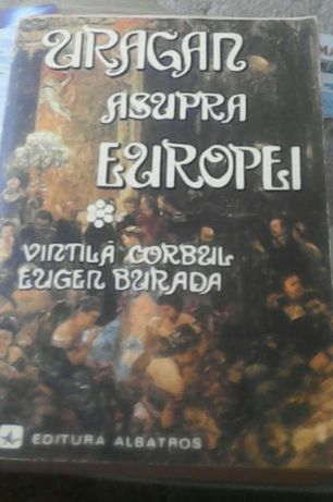 Vand cartea Uragan asupra Europei