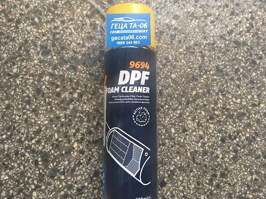 Спрей за почистване на DPF